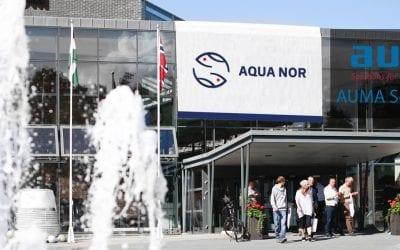 Besök oss på AQUA NOR i Trondheim 24-27 Augusti